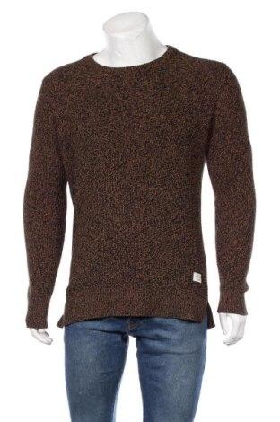Мъжки пуловер Originals By Jack & Jones, Размер L, Цвят Кафяв, 50% акрил, 50% памук, Цена 32,76лв.