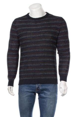Мъжки пуловер Originals By Jack & Jones, Размер L, Цвят Многоцветен, 50% акрил, 50% памук, Цена 38,85лв.
