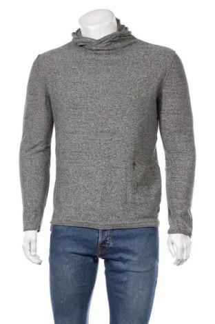 Мъжки пуловер Originals By Jack & Jones, Размер M, Цвят Сив, Памук, Цена 37,80лв.