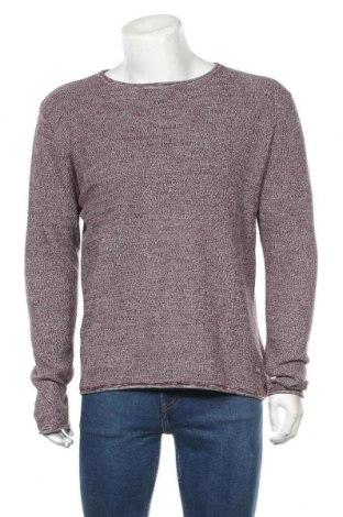 Мъжки пуловер Originals By Jack & Jones, Размер L, Цвят Лилав, Памук, Цена 40,95лв.