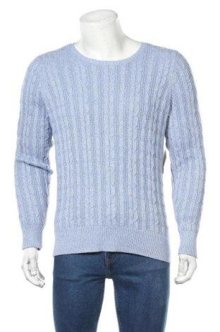 Ανδρικό πουλόβερ St. John's Bay, Μέγεθος XL, Χρώμα Μπλέ, 88% βαμβάκι, 12% πολυαμίδη, Τιμή 29,88€