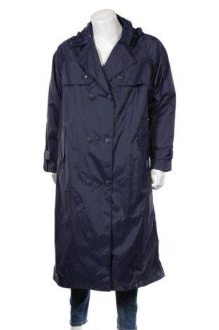 Мъжки шлифер Agu, Размер M, Цвят Син, Полиамид, Цена 27,09лв.