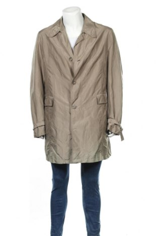 Мъжки шлифер Joop!, Размер XL, Цвят Зелен, 60% полиамид, 40% полиестер, Цена 119,25лв.