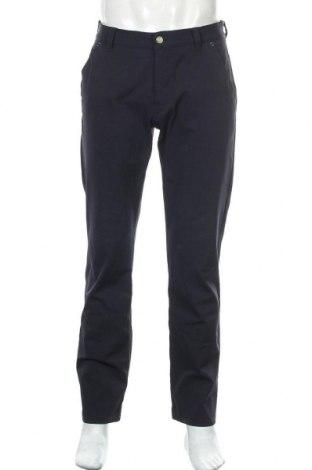 Мъжки спортен панталон Alberto, Размер M, Цвят Син, 93% полиамид, 7% еластан, Цена 37,49лв.