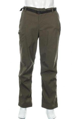 Pantaloni trening de bărbați Karrimor, Mărime L, Culoare Verde, 73% viscoză, 22% poliamidă, 5% elastan, Preț 115,99 Lei