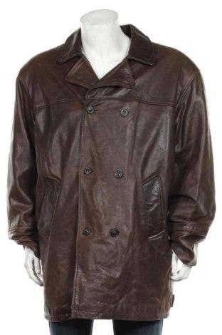 Pánská kožená bunda  Marc O'Polo, Velikost XXL, Barva Hnědá, Pravá kůže, Cena  1243,00Kč