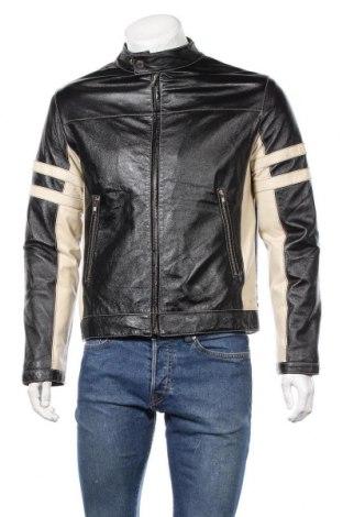Pánská kožená bunda  Wilsons Leather, Velikost M, Barva Černá, Pravá kůže, Cena  2264,00Kč