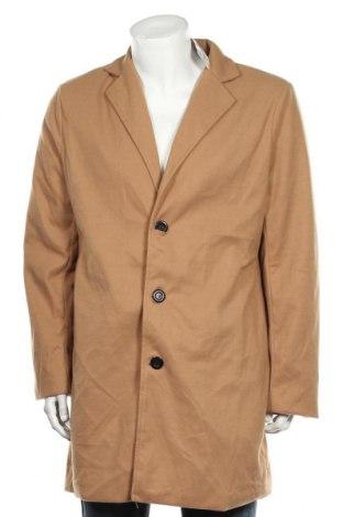 Мъжко палто, Размер XL, Цвят Кафяв, Цена 42,84лв.