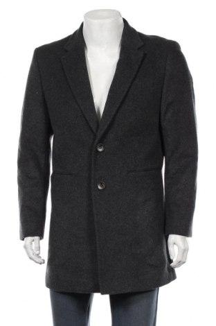 Ανδρικά παλτό, Μέγεθος L, Χρώμα Γκρί, Τιμή 33,77€