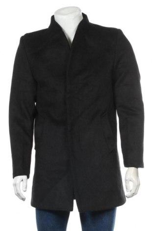 Ανδρικά παλτό, Μέγεθος L, Χρώμα Μαύρο, Τιμή 49,36€
