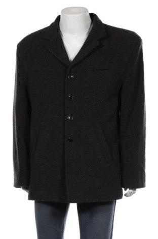 Мъжко палто, Размер XL, Цвят Сив, Цена 23,89лв.