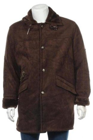 Мъжко палто AE, Размер M, Цвят Кафяв, Цена 56,70лв.