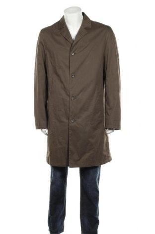 Мъжко палто Cinque, Размер L, Цвят Зелен, 91% памук, 9% полиуретан, Цена 58,50лв.