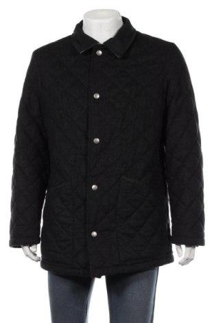 Ανδρικά παλτό Daks, Μέγεθος L, Χρώμα Γκρί, 70% μαλλί, 25% πολυεστέρας, 5% κασμίρι, Τιμή 59,75€