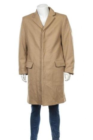 Ανδρικά παλτό Marc O'Polo, Μέγεθος M, Χρώμα  Μπέζ, 80% μαλλί, 20% πολυαμίδη, Τιμή 66,25€