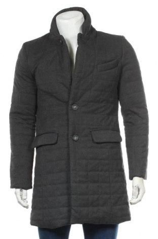 Ανδρικά παλτό Mighty Fine, Μέγεθος L, Χρώμα Γκρί, Τιμή 33,77€