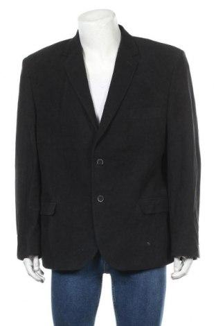 Мъжко сако, Размер L, Цвят Черен, Памук, Цена 8,82лв.