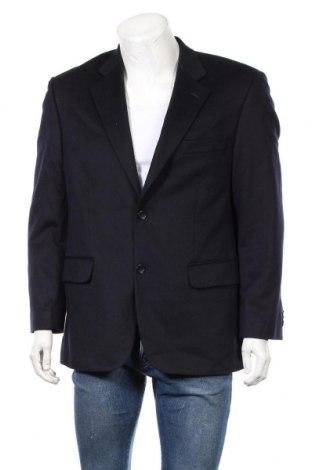 Мъжко сако, Размер L, Цвят Син, Цена 6,83лв.