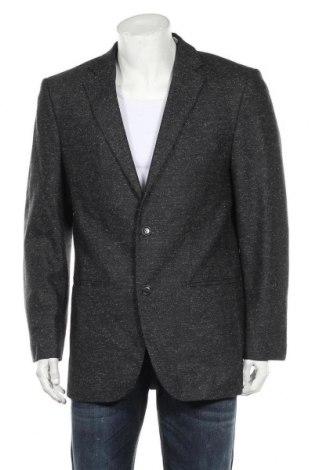 Мъжко сако A.W.Dunmore, Размер M, Цвят Сив, 88% вълна, 12% коприна, Цена 26,88лв.