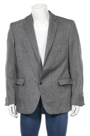 Мъжко сако A.W.Dunmore, Размер XL, Цвят Сив, 80% полиестер, 20% вълна, Цена 16,54лв.