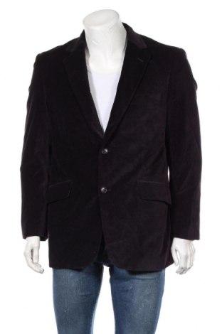 Мъжко сако Adolfo, Размер L, Цвят Лилав, 100% памук, Цена 27,93лв.