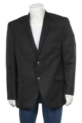 Мъжко сако Alfani, Размер XL, Цвят Черен, 80% полиестер, 20% вискоза, Цена 8,66лв.