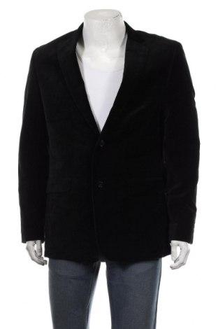 Мъжко сако Alfani, Размер L, Цвят Черен, 100% памук, Цена 6,83лв.