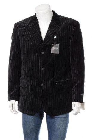 Мъжко сако Alfani, Размер S, Цвят Черен, Цена 46,46лв.