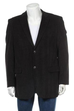 Мъжко сако Angelo Litrico, Размер XL, Цвят Черен, Цена 6,30лв.