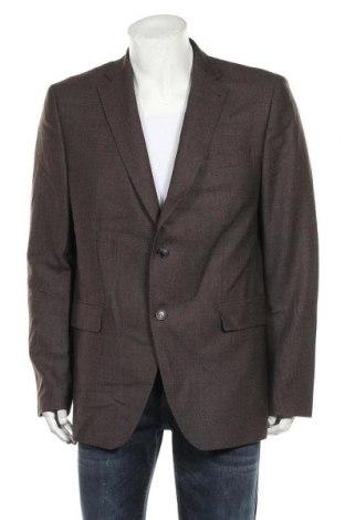 Мъжко сако Barutti, Размер XL, Цвят Кафяв, 60% вълна, 40% полиестер, Цена 11,03лв.