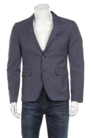 Ανδρικό σακάκι Boden, Μέγεθος S, Χρώμα Μπλέ, 56% λινό, 44% βαμβάκι, Τιμή 36,19€