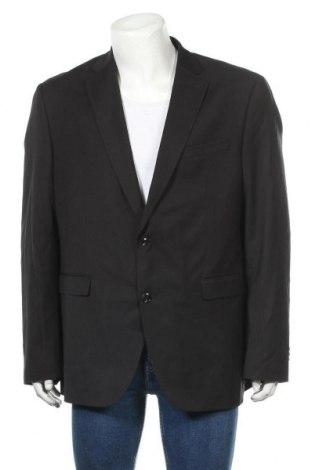Мъжко сако Christian Berg, Размер XL, Цвят Черен, 68% полиестер, 29% вискоза, 3% еластан, Цена 31,01лв.