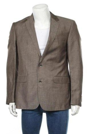 Мъжко сако Esprit, Размер L, Цвят Сив, 50% вълна, 50% лен, Цена 11,76лв.