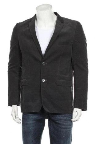 Мъжко сако Esprit, Размер L, Цвят Сив, Памук, Цена 20,16лв.