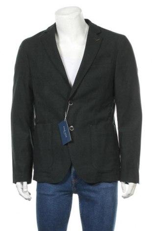 Мъжко сако Pier One, Размер XL, Цвят Зелен, 80% полиестер, 20% вълна, Цена 47,17лв.