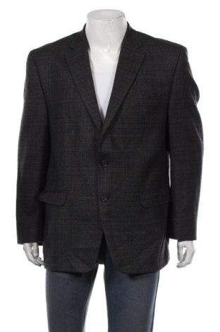 Мъжко сако Ralph Lauren, Размер M, Цвят Сив, Вълна, Цена 12,08лв.