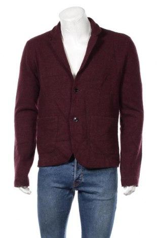Мъжко сако Strellson, Размер M, Цвят Лилав, Мерино, Цена 30,87лв.