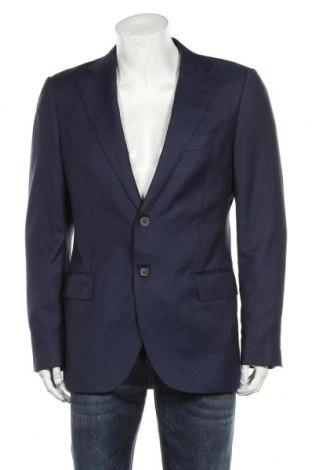 Ανδρικό σακάκι Suitsupply, Μέγεθος L, Χρώμα Μπλέ, Τιμή 36,19€