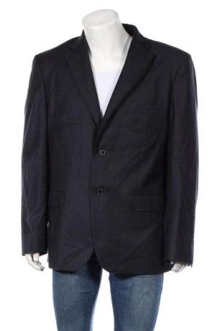 Мъжко сако Tessuto, Размер XL, Цвят Син, 100% вълна, Цена 14,18лв.
