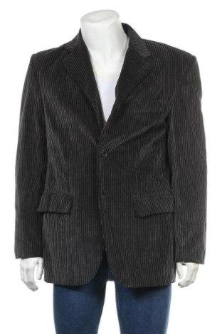 Pánské sako  Tissot, Velikost XL, Barva Šedá, 100% bavlna, Cena  670,00Kč