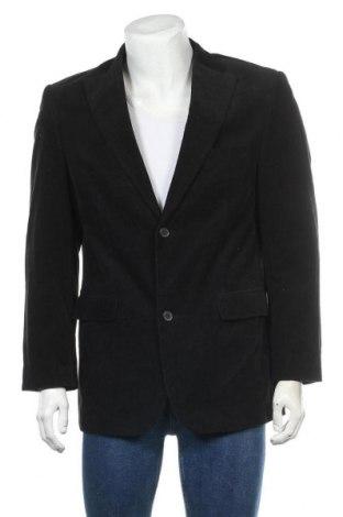Мъжко сако Watson's, Размер M, Цвят Черен, Памук, Цена 6,12лв.