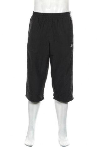 Ανδρικό αθλητικό παντελόνι Adidas, Μέγεθος M, Χρώμα Μαύρο, Πολυεστέρας, Τιμή 16,24€