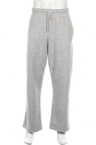 Мъжко спортно долнище Zara, Размер M, Цвят Сив, 55% памук, 45% полиестер, Цена 30,87лв.