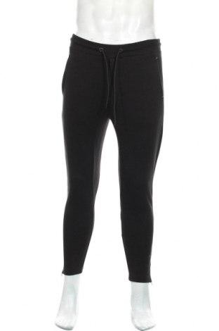 Pánské tepláky  Zara, Velikost M, Barva Černá, 85% bavlna, 15% polyester, Cena  426,00Kč