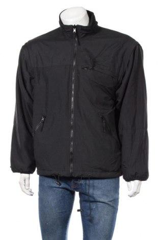 Мъжко спортно яке, Размер M, Цвят Черен, Цена 8,40лв.