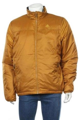 Pánská sportovní bunda  Adidas, Velikost XL, Barva Béžová, Polyester, Cena  1180,00Kč