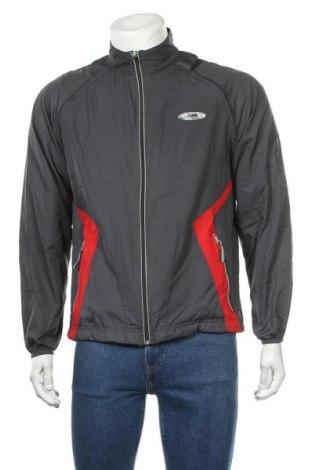 Мъжко спортно яке Crane, Размер M, Цвят Сив, Полиестер, Цена 15,96лв.