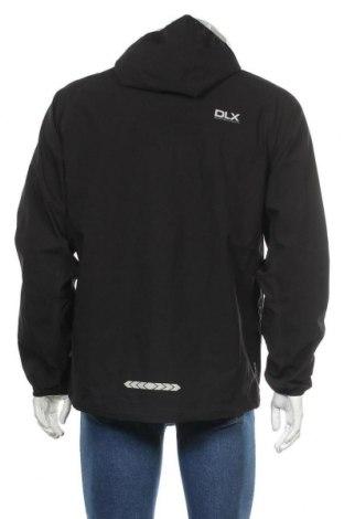 Мъжко спортно яке DLX by Trespass, Размер M, Цвят Черен, Полиестер, Цена 115,50лв.