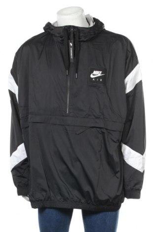 Ανδρικό αθλητικό μπουφάν Nike, Μέγεθος XXL, Χρώμα Μαύρο, Πολυεστέρας, Τιμή 76,94€