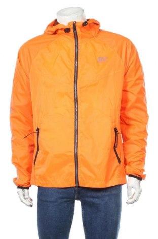 Pánská sportovní bunda  Superdry, Velikost XL, Barva Oranžová, Polyester, Cena  1206,00Kč